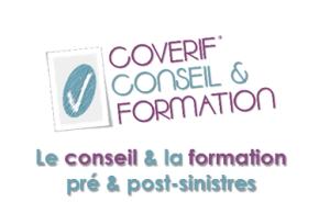 Coverif Conseil & Formation gestionnaires assurances, enquêteurs, commerciaux prévention sinistres